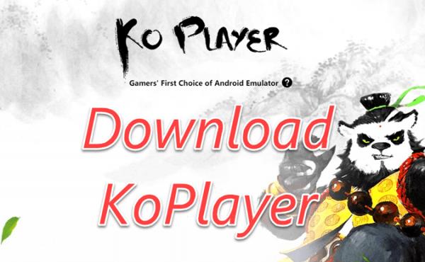 Sforum - Trang thông tin công nghệ mới nhất download-koplayer-600x370 9 phần mềm giả lập Android tốt nhất cho Windows