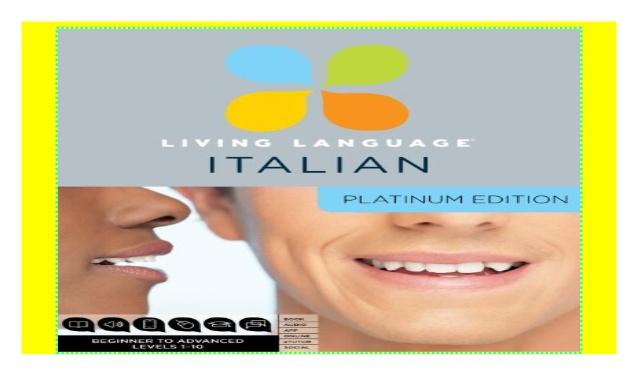 Kết quả hình ảnh cho 1. Living Language Platinum
