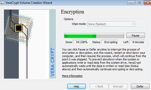 phần mềm mã hóa 3