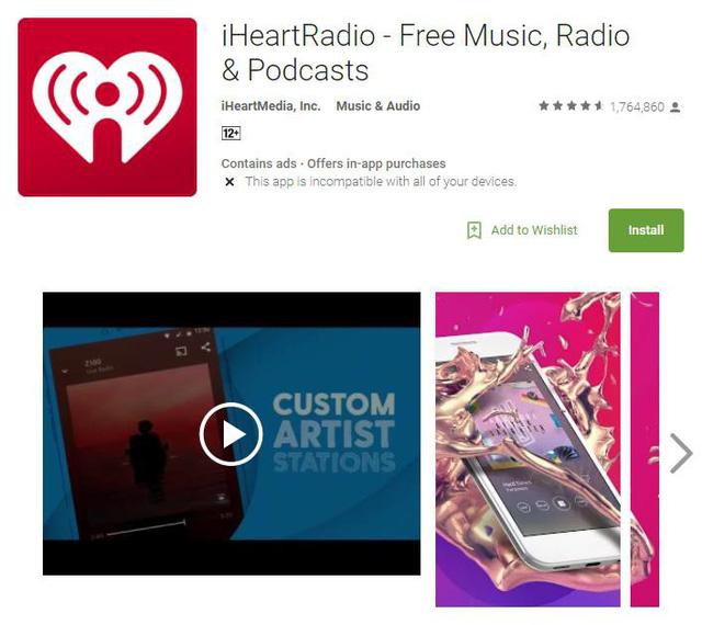 10 ứng dụng nghe nhạc miễn phí cho Android - Ảnh 3.