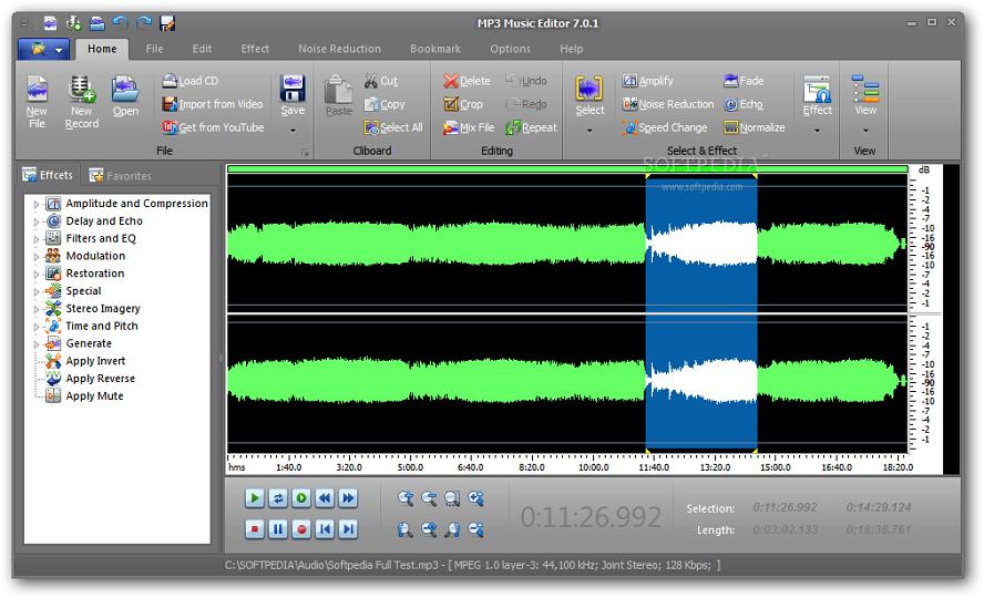 Tải về phần mềm chỉnh nhạc hay