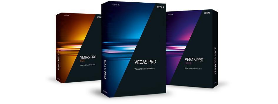 Vegas Pro 15 Family Packs Int