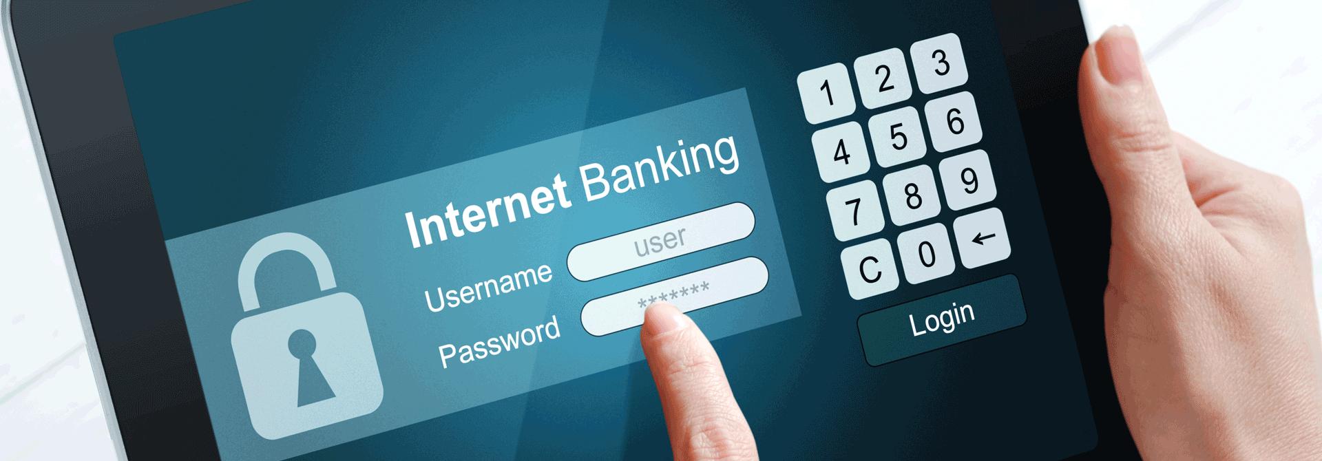 Ứng dụng internet banking mà bạn cần biết