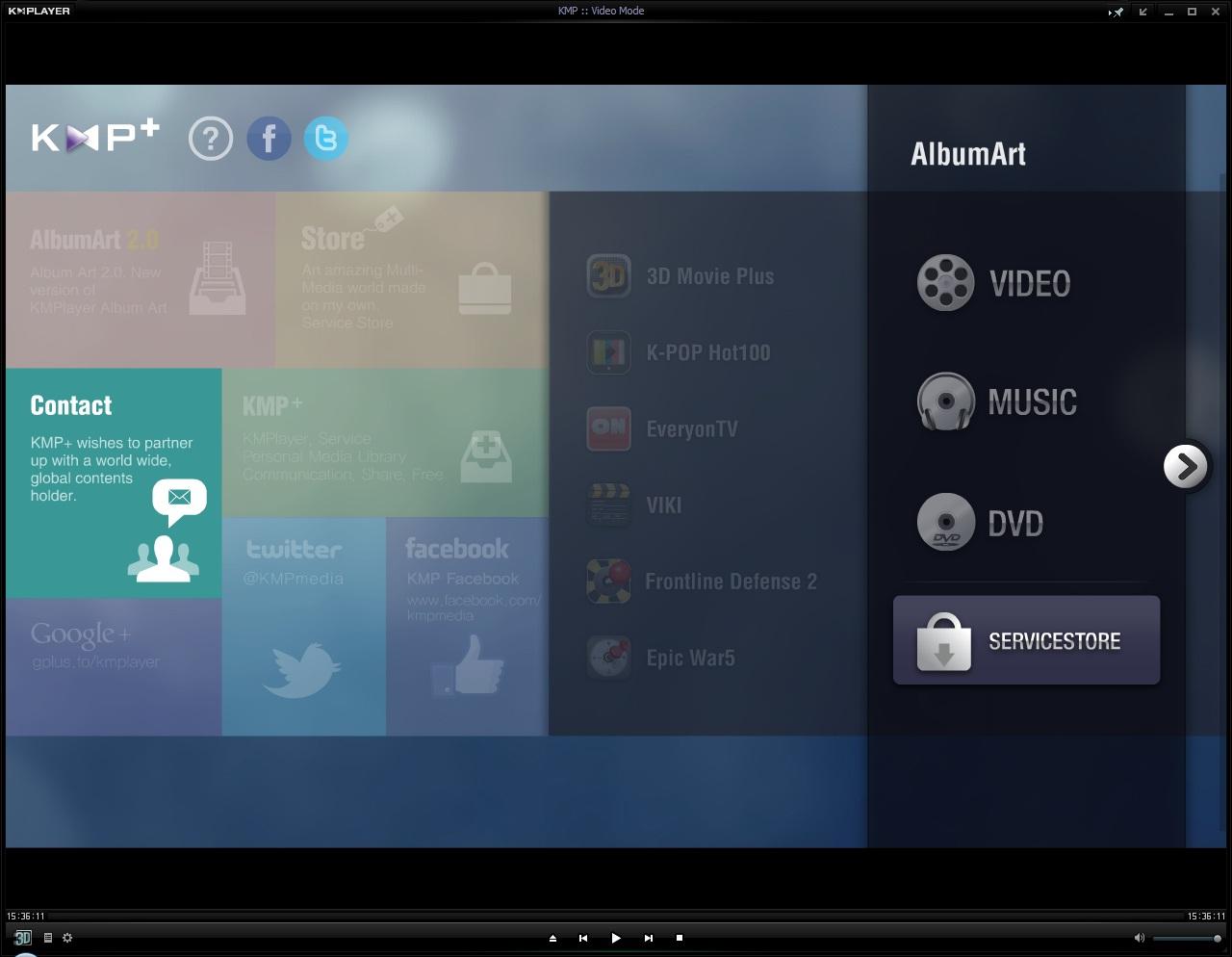 10 phần mềm nghe nhạc miễn phí tốt nhất: KMPlayer, VLC, Foobar