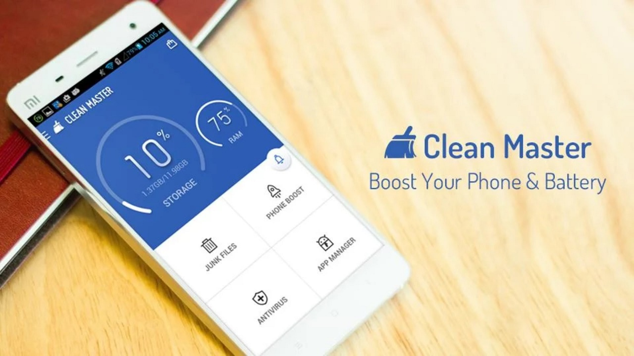 Ứng dụng dọn dẹp iphone hiệu quả