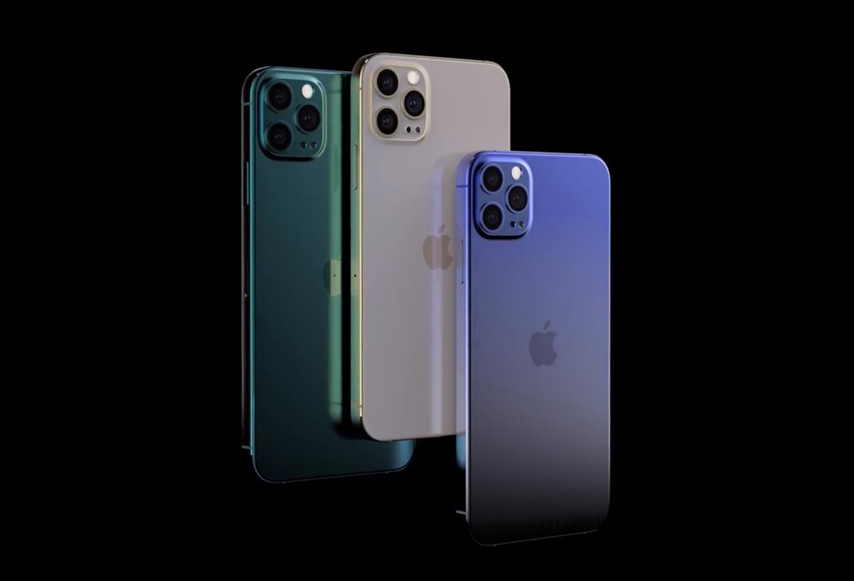 iPhone 12 ra mắt tháng 10 cùng AirTags