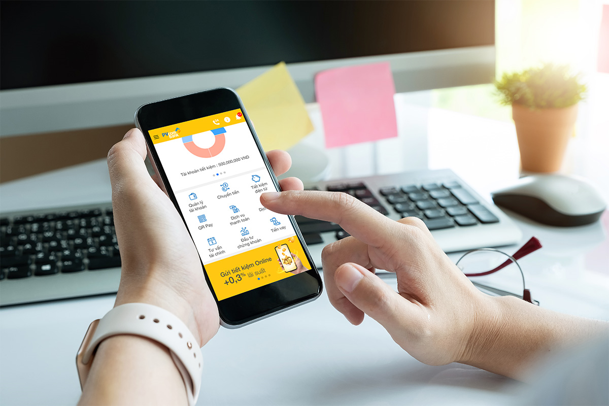 Hướng dẫn cách gửi tiết kiệm online cực nhanh, chính xác và an toàn