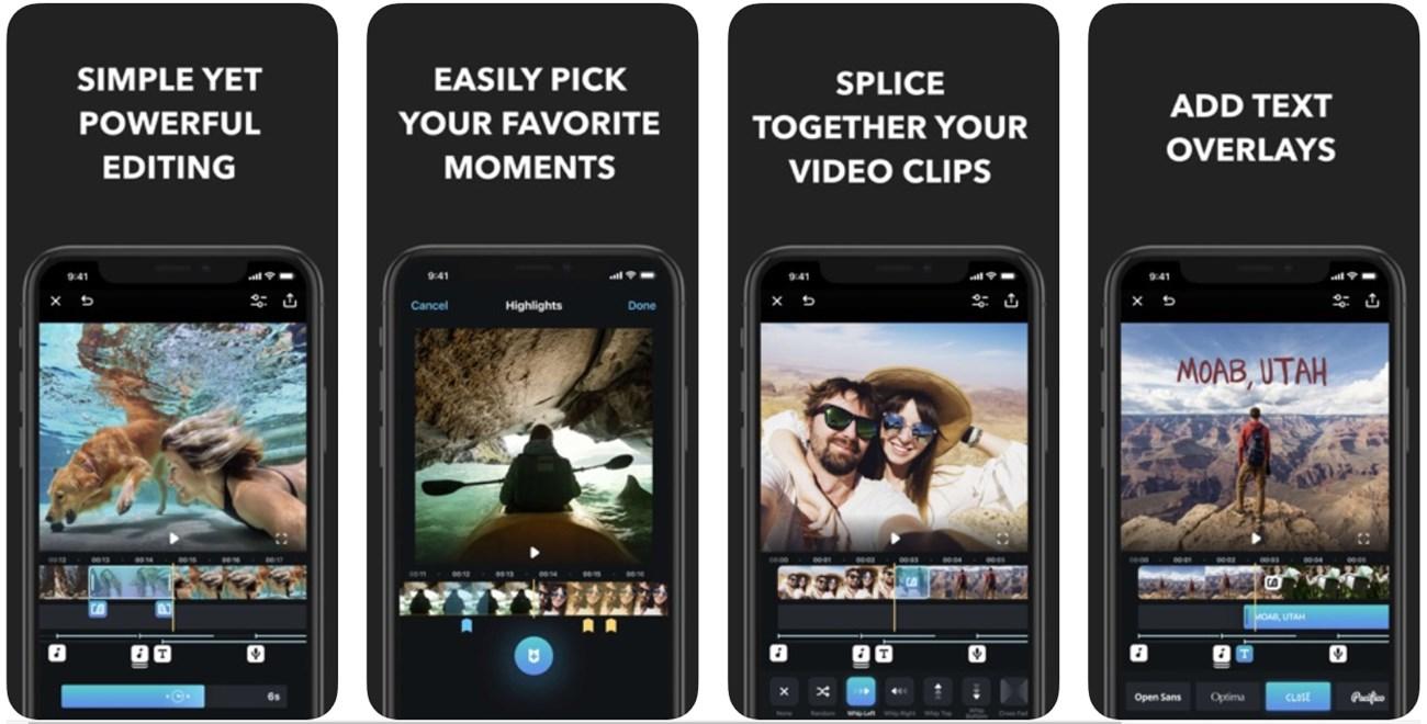 Top 6 ứng dụng chỉnh sửa ảnh và video tốt nhất cho iPhone, iPad