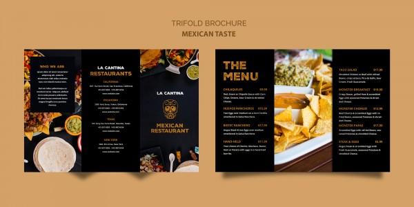 Thiết kế brochure bằng Word