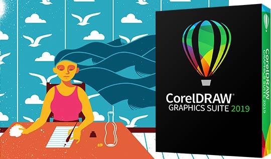 Phần mềm thiết kế Logo CorelDRAW