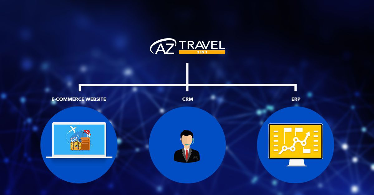AZ Travel 3 in 1