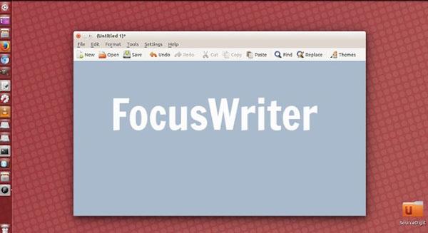 Phần mềm soạn thảo văn bản FocusWriter