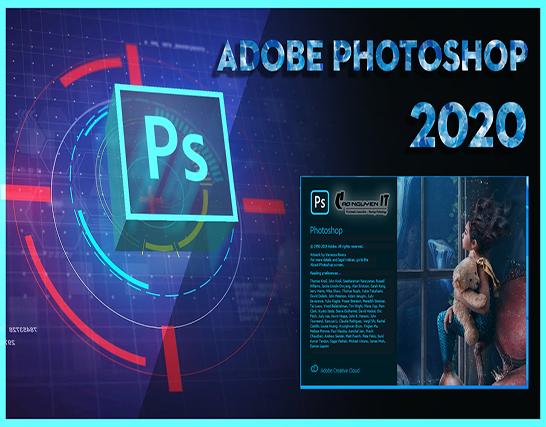 Phần mềm thiết kế bao bì - Adobe Photoshop