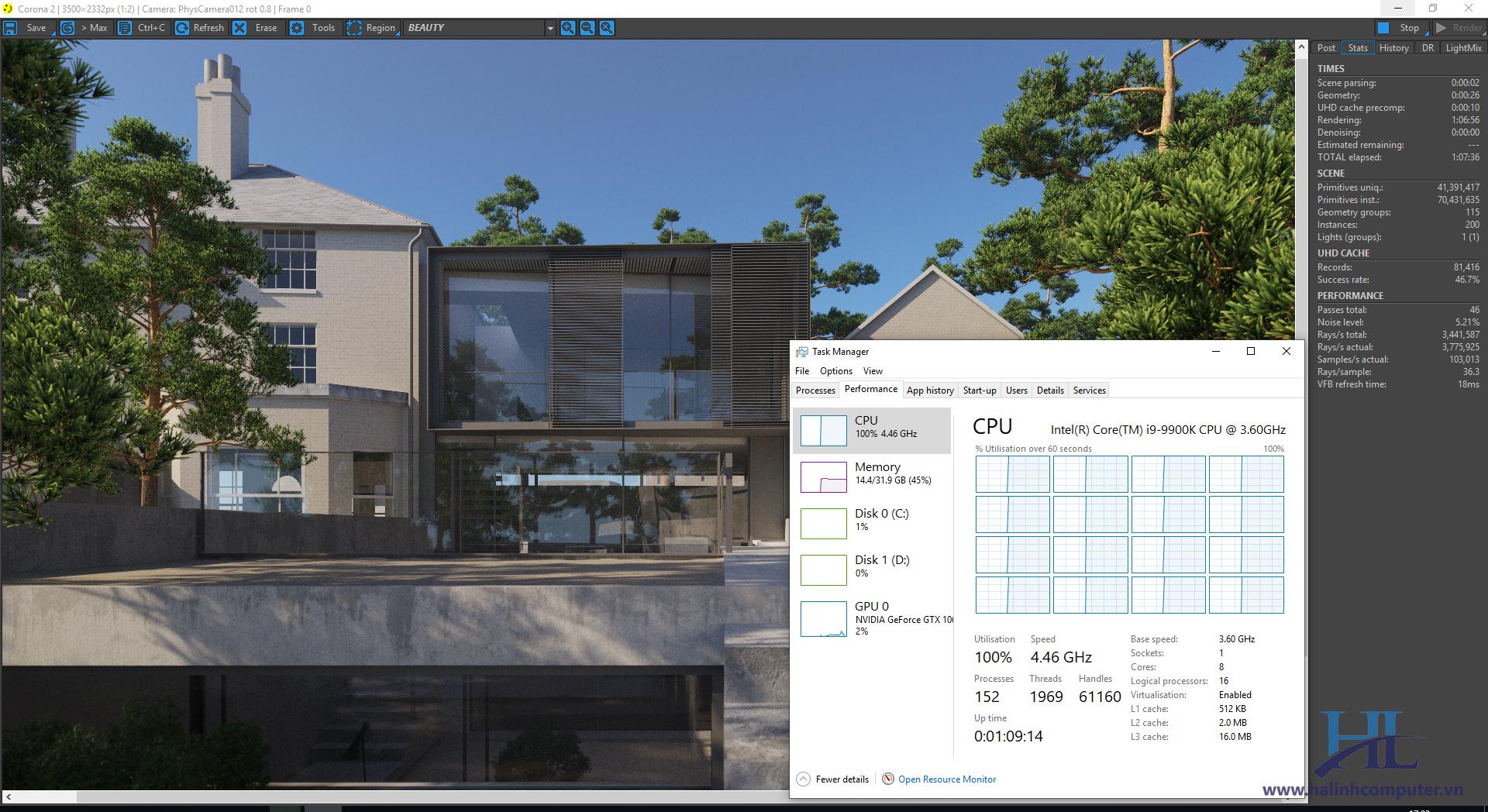 Phần mềm thiết kế đồ họa3Ds Max