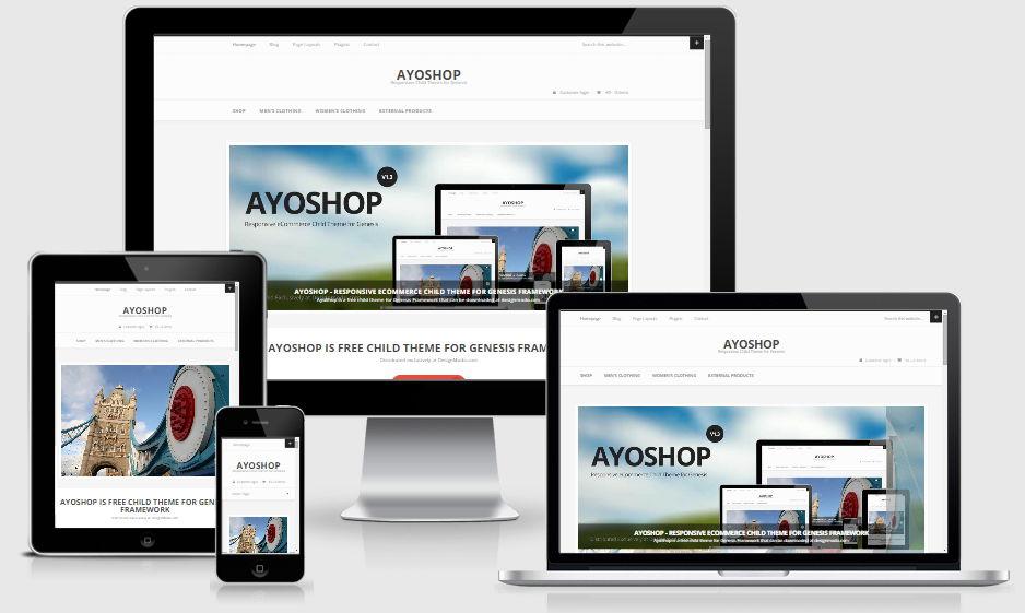 AyoShop Theme