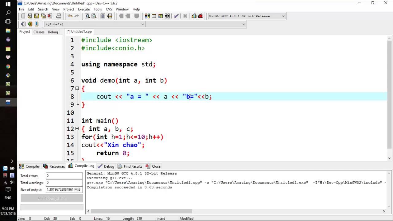 Bài 000-1 Cách viết code như nào cho đúng chuẩn thế giới C++ - YouTube