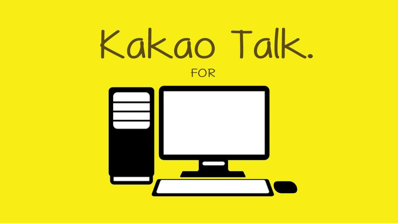 Kakaotalk pc - Phần mềm gọi điện thoại và nhắn tin miễn phí